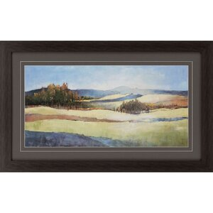 Far Horizons by Kroeker Framed Painting Print by Paragon
