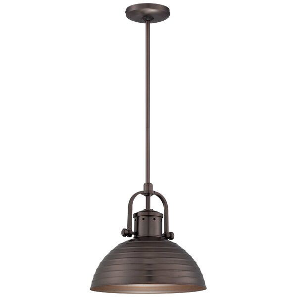 Filomena 1-Light Inverted Pendant by Laurel Foundry Modern Farmhouse