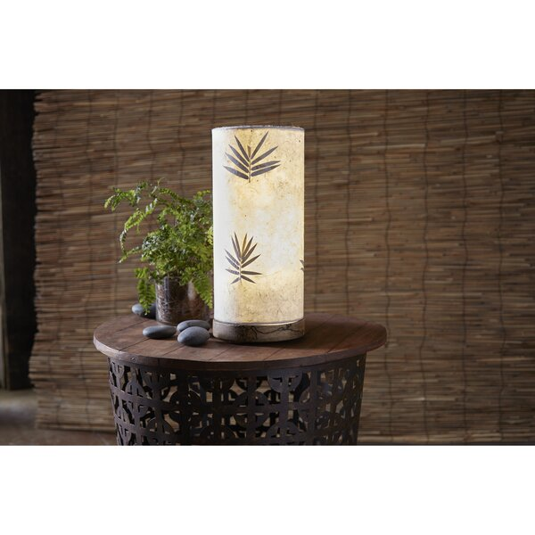Paper Bamboo 13 Table Lamp by Eangee Home Design