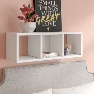 Andrade Cube Unit Bookcase ByWrought Studio