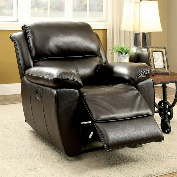 Hue Contemporary Manual Recliner