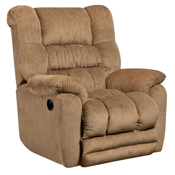 Taya Power Recliner by Darby Home Co