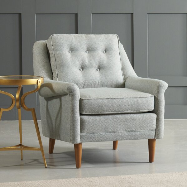 Bedford Armchair by DwellStudio