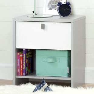 Compare & Buy Cookie Nightstand BySouth Shore