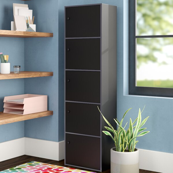 Dresden 5 Door Storage Cabinet by Rebrilliant