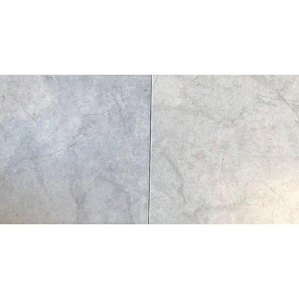 12 x 12 Ceramic Field Tile in Gray by Travis Tile Sales