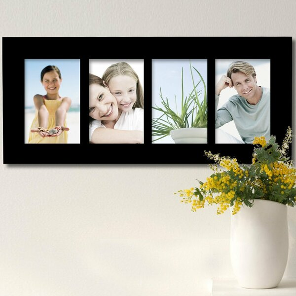 4 Opening Decorative Hanging Picture Frame by Zipcode Design