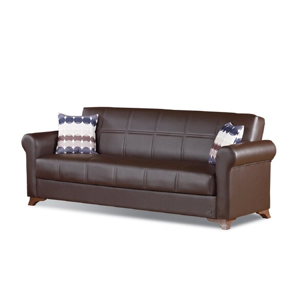 Padron Convertible Sleeper Sofa by Charlton Home Charlton Home