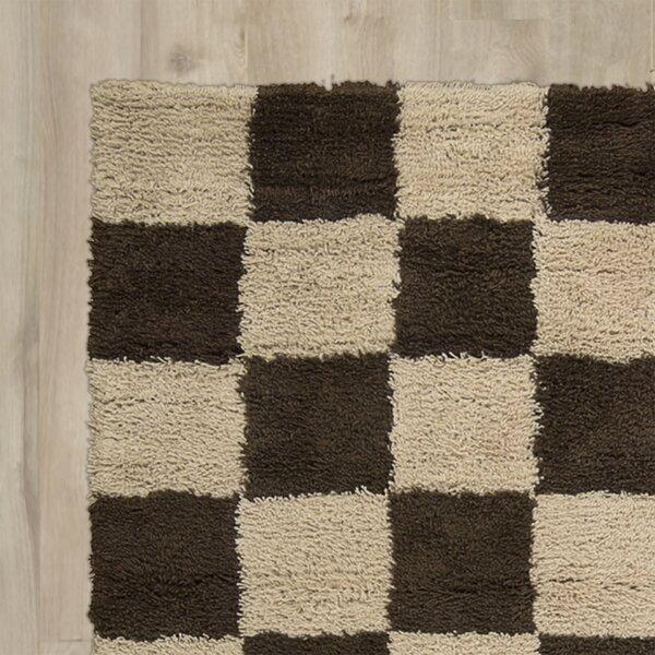 Splendor Hand-Tufted Beige Area Rug by Brayden Studio
