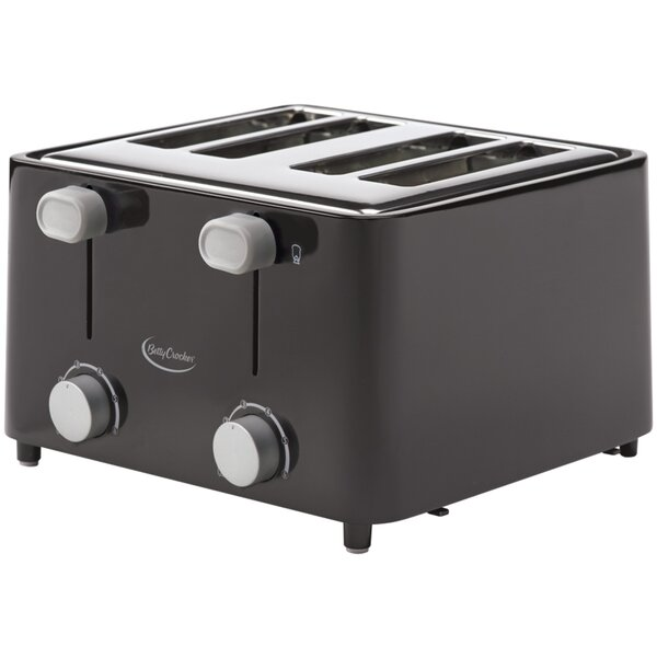 4-Slice Toaster by Betty Crocker