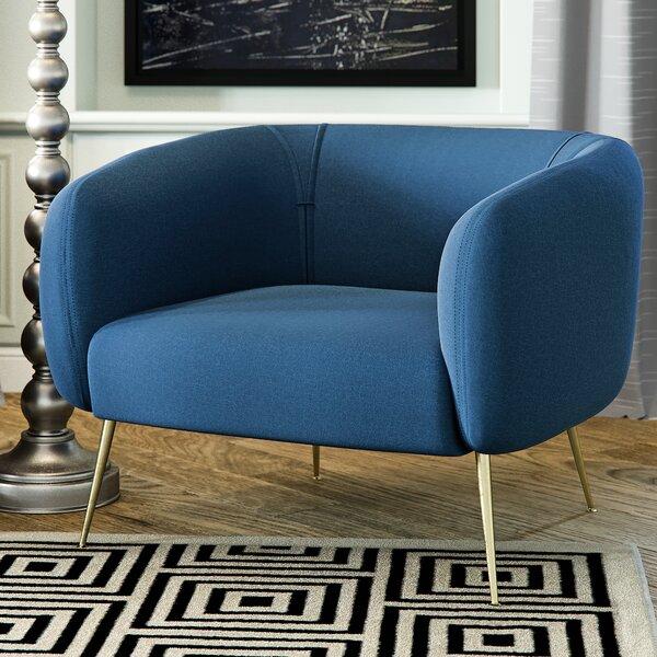 Salazar Barrel Chair by Willa Arlo Interiors