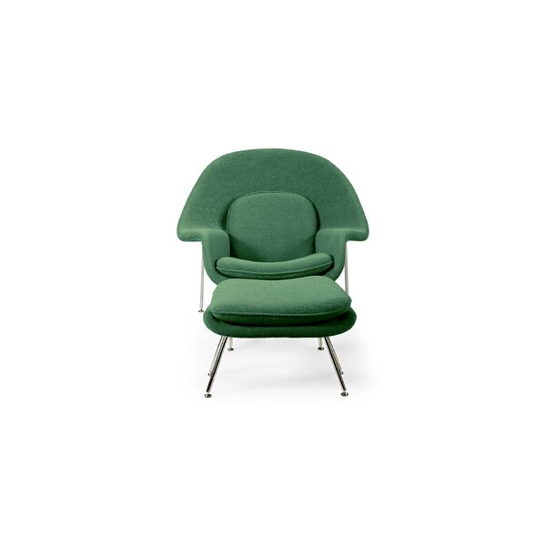 Avah Lounge Chair And Ottoman By Brayden Studio Today Only Sale