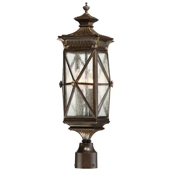 Baylis Outdoor 4-Light Lantern Head by Astoria Grand