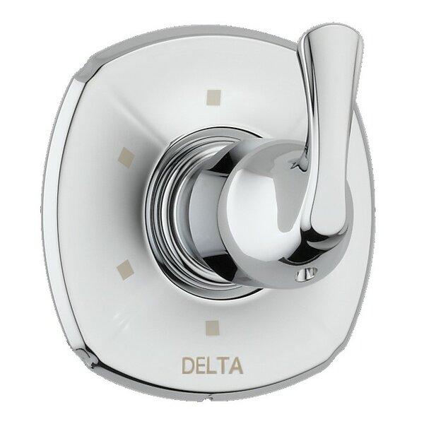 Addison Diverter Faucet Trim with Lever Handles by Delta
