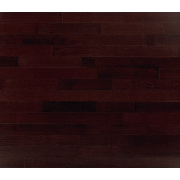 Atlantis Prestige 5-1/6 Engineered Brazilian Cherry Hardwood Flooring in Dusk by Mannington