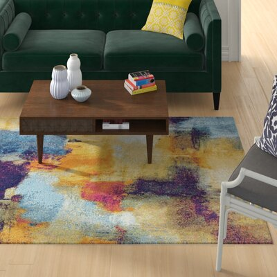 Gold Amp Yellow Rugs You Ll Love In 2020 Wayfair