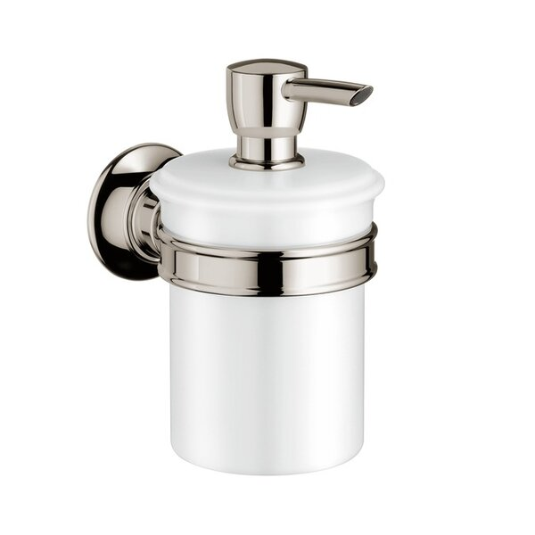 Axor Montreux Soap Dispenser By Axor.