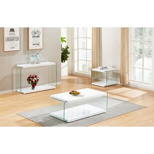Compare Grosso 4 Piece Coffee Table Set By Orren Ellis