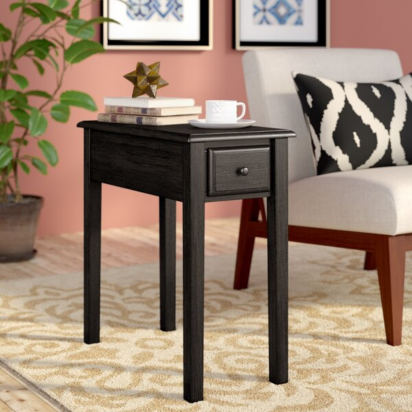 Dyana End Table by World Menagerie