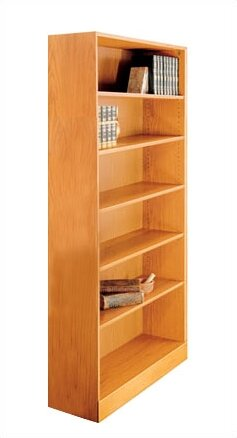 1100 Ny Series Standard Bookcase by Hale Bookcases