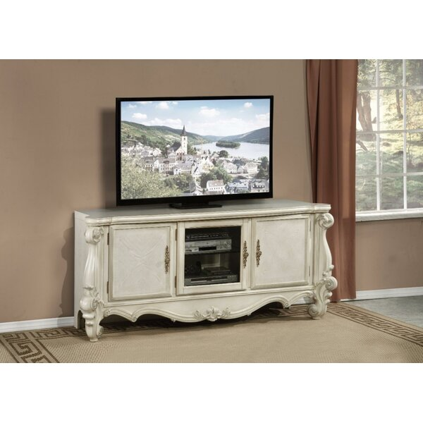 Pouncy TV Stand For TVs Up To 78