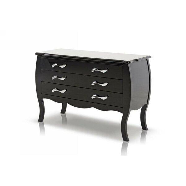 Chorley 3 Drawer Dresser by Mercer41