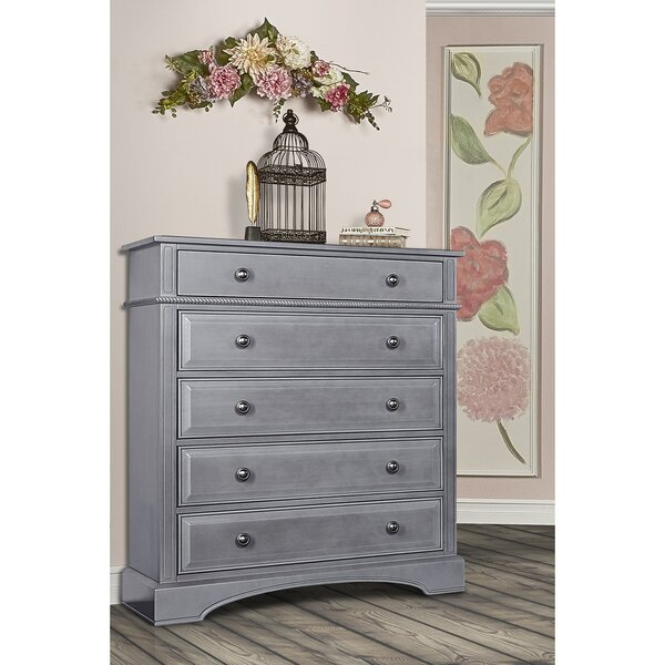 5 Drawer Chest by Evolur