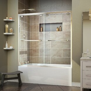 shower standard door and bath sliding saver bathtub bathroom doors tub american