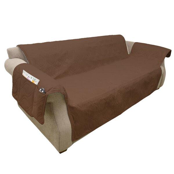 Waterproof Box Cushion Sofa Slipcover By Petmaker