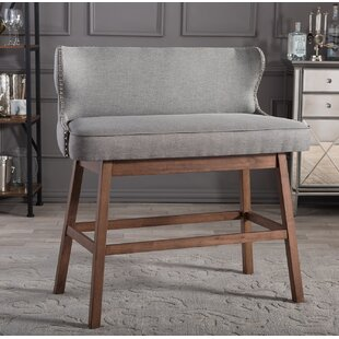 Great Price Isobel Upholstered Bar Bench By Corrigan Studio