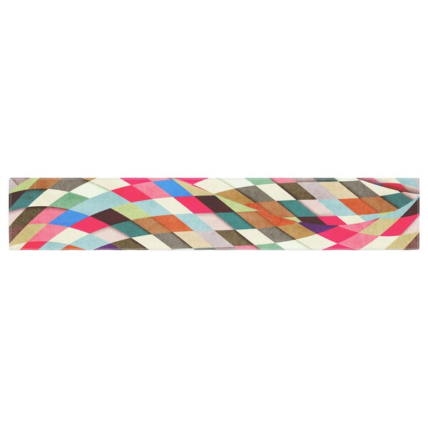 Danny Ivan Adored Art Object Table Runner by East Urban Home