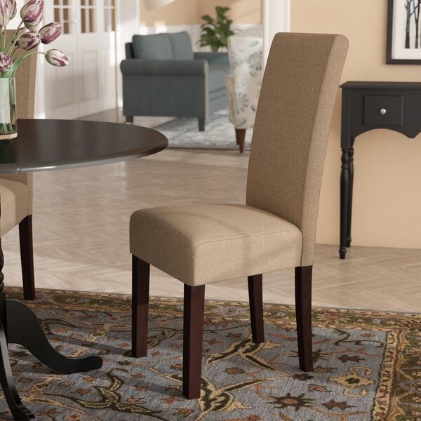 Rayford Upholstered Dining Chair by Charlton Home