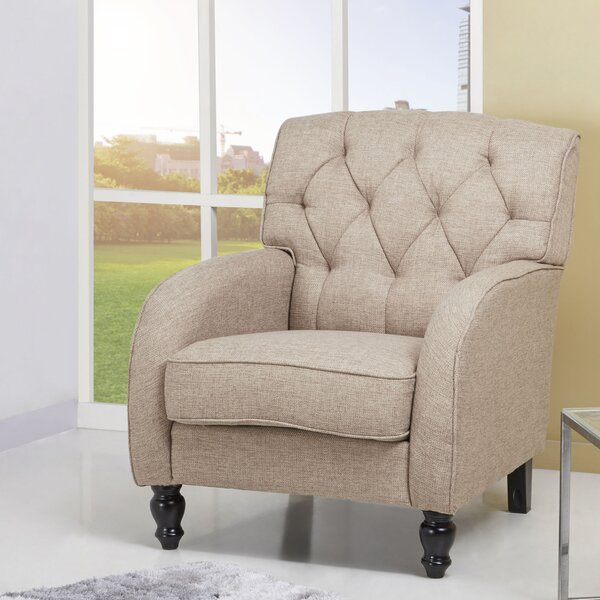 Daughtrey Armchair by Darby Home Co