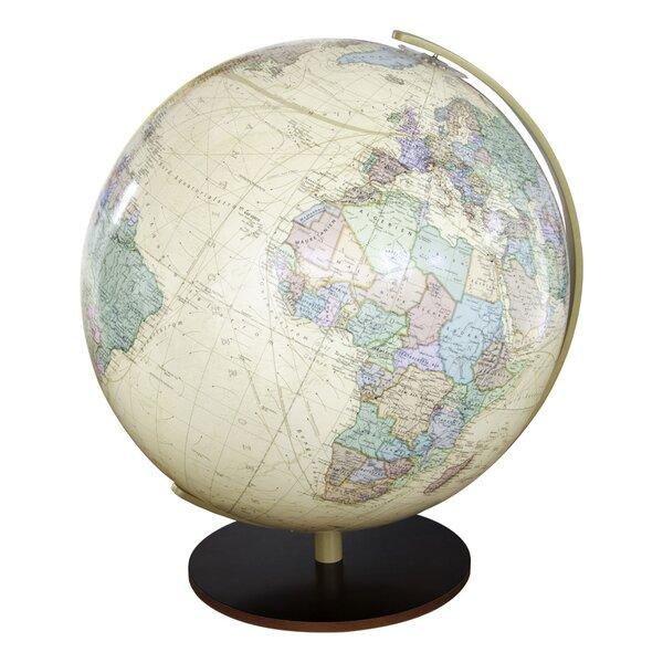 Salzburg Illuminated Desktop Globe by Columbus Globe