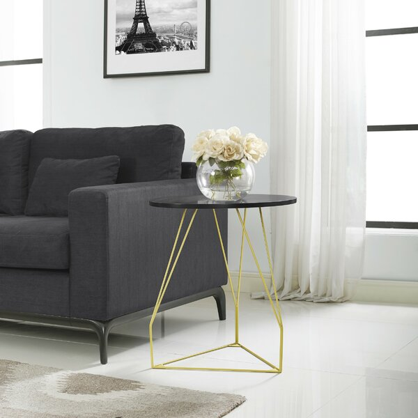 Orlando End Table By Tommy Hilfiger
