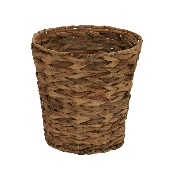 Reina Banana Leaf Waste Basket by Langley Street