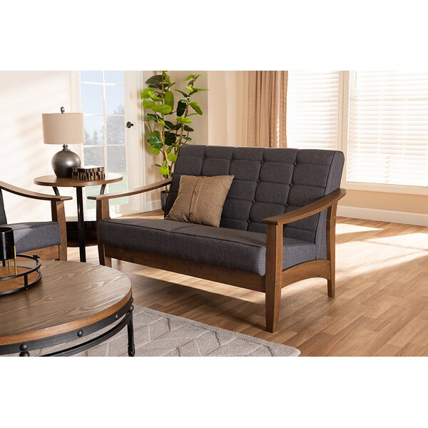 Lundin Loveseat by George Oliver