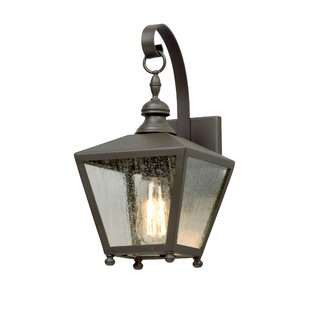 Looking for Sybil 1-Light Outdoor Wall Lantern By Darby Home Co
