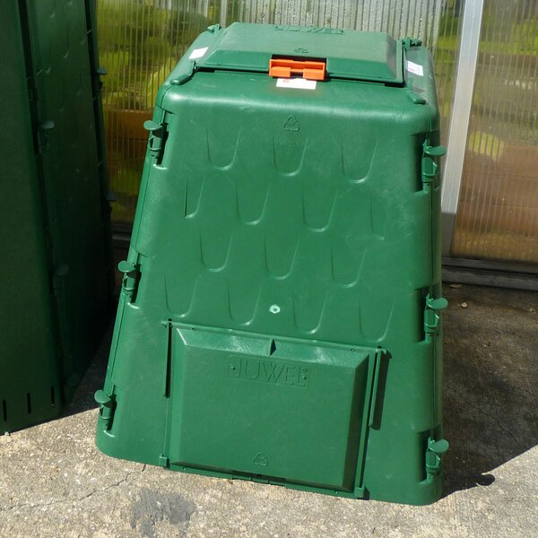 AeroQuick 77 Gal. Stationary Composter by Juwel