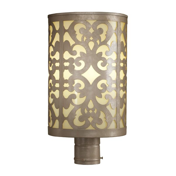 Concetta Outdoor 1-Light Lantern Head by Fleur De Lis Living