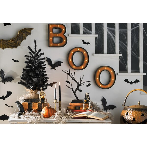 Halloween Table Top Tree by Northlight Seasonal