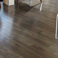 Character 5 Engineered Hickory Flooring in Ember by Somerset Floors