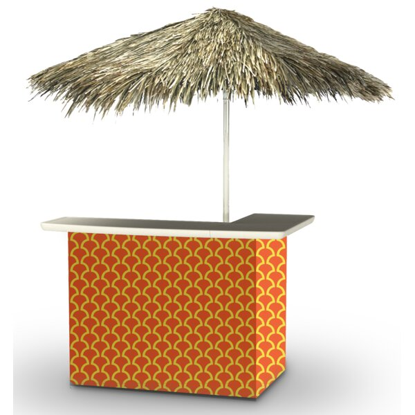 Fun with Fins Tiki Bar Set by Best of Times Best of Times