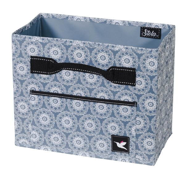 Fabric Open Filing Unit (Set of 6) by Stola