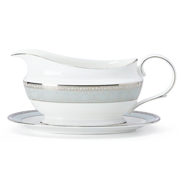 Westmore Sauce Boat by Lenox