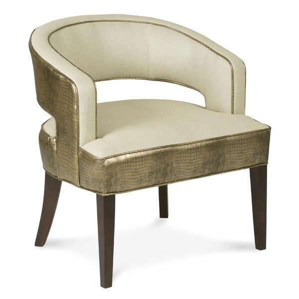 Hayley Barrel Chair by Fairfield Chair