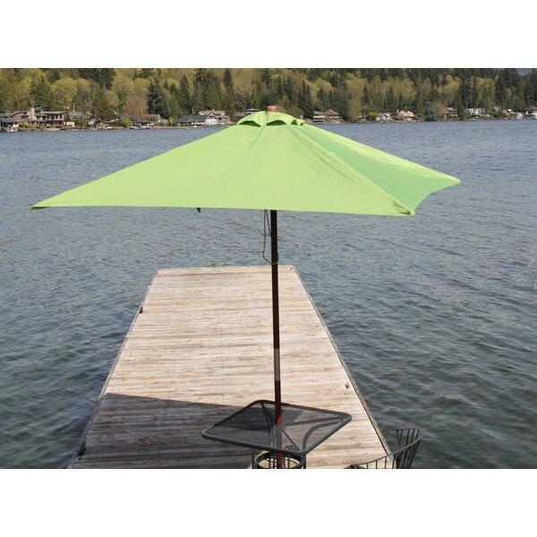 Destination Gear 6.5' Square Market Umbrella by Heininger Holdings LLC Heininger Holdings LLC