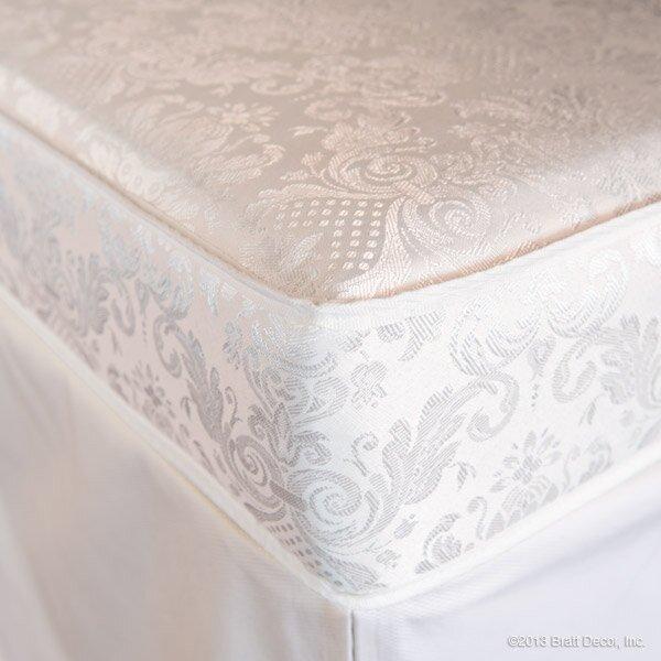 Luxe Innerspring 6 Crib Mattress by Bratt Decor