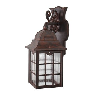 Best Choices Archard 1-Light Outdoor Wall Lantern By Darby Home Co