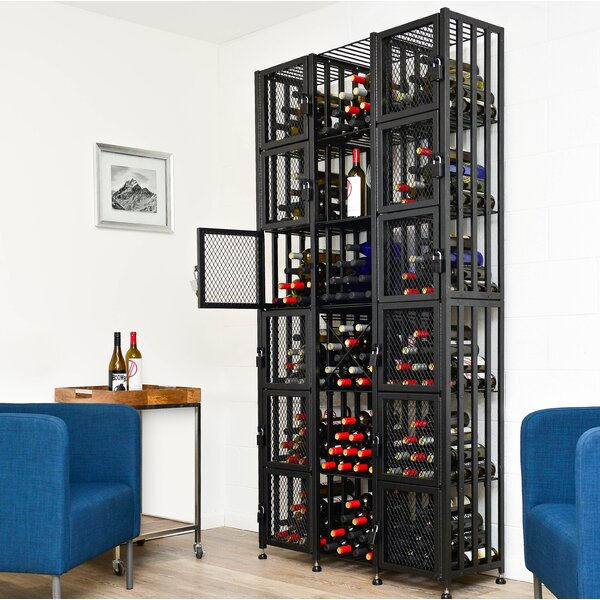 Locker 192 Bottle Floor Wine Rack by VintageView
